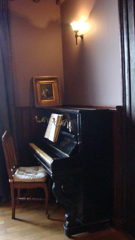 La maison de ma tre former salon hildegard knef - Salon de la maison ...